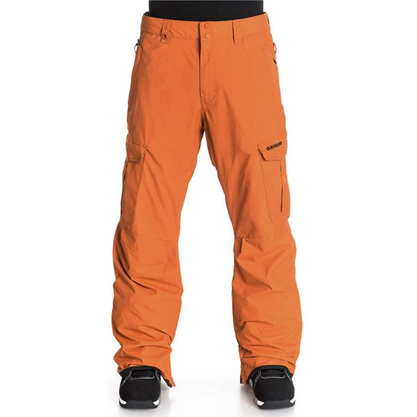 Quiksilver Mission Shell Snowboard Pants
