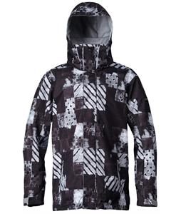Quiksilver Mission Snowboard Jacket Atom Black
