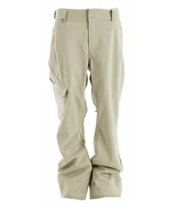 Quiksilver Mix Up Pants Tan