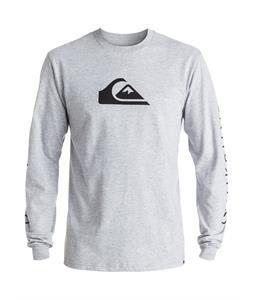 Quiksilver MW Logo L/S T-Shirt