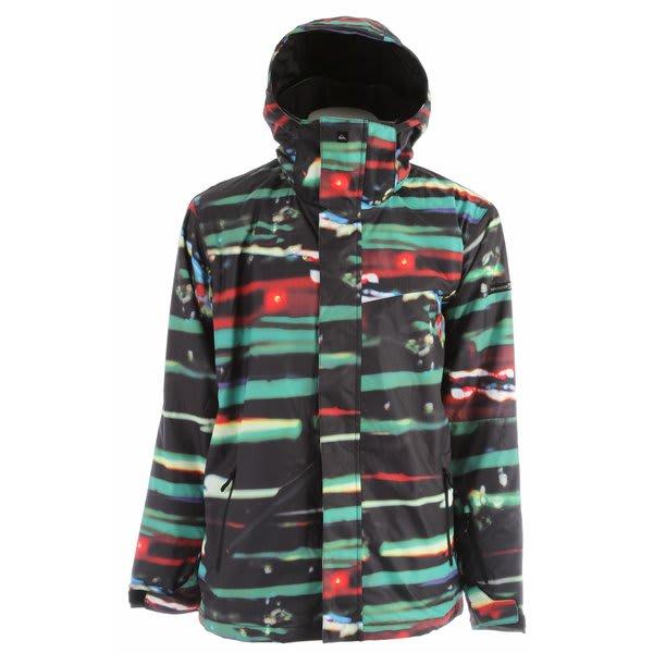 Quiksilver Next Mission Print Snowboard Jacket