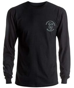 Quiksilver Off The Block L/S T-Shirt