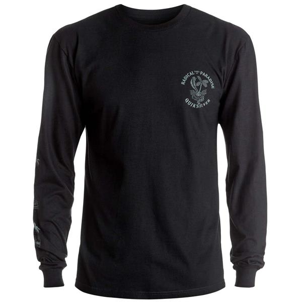 Quiksilver Off The Block L/S T-Shirt