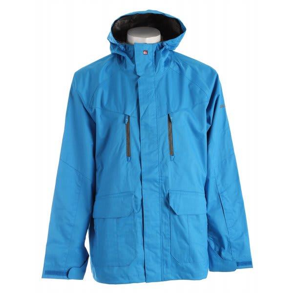 Quiksilver Piranha Shell Snowboard Jacket
