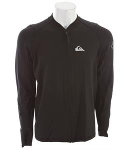 Quiksilver Polypro Sup Jacket Black