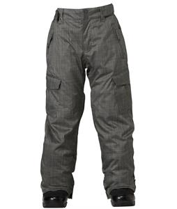 Quiksilver Porter Snowboard Pants Dark Shadow