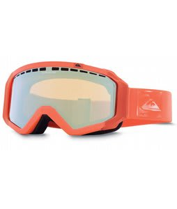 Quiksilver Q1 Goggles Orange/Flash Gold Lens