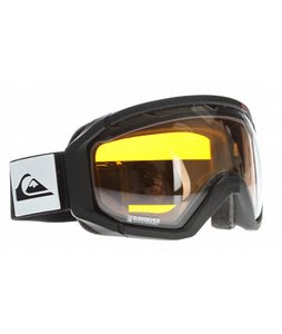 Quiksilver Q2 Goggles Black