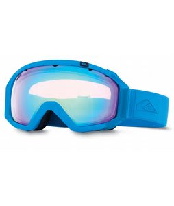 Quiksilver Q2 Goggles Blue/Multilayer Blue Lens