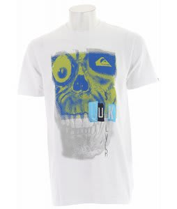 Quiksilver Reckless T-Shirt White