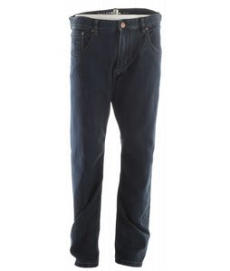 Quiksilver Reese Forbes Jeans Ink Blue