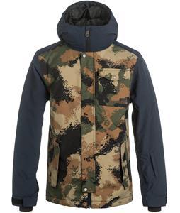 Quiksilver Ridge Snowboard Jacket