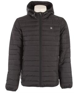 Quiksilver Scaly Jacket Dark Charcoal