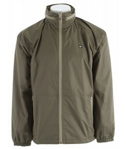 Quiksilver Shell Shock Jacket Brown