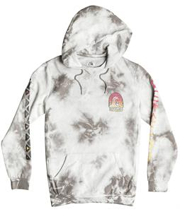 Quiksilver Shrine Tie And Dyed Hoodie