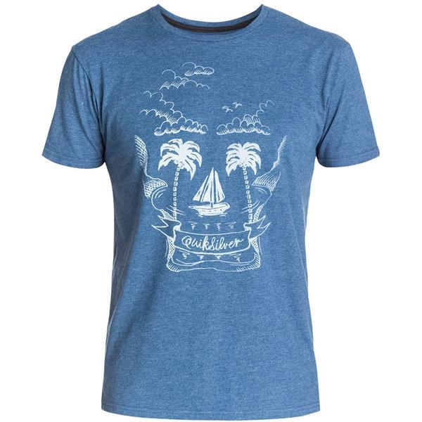 Quiksilver Skull Island T-Shirt
