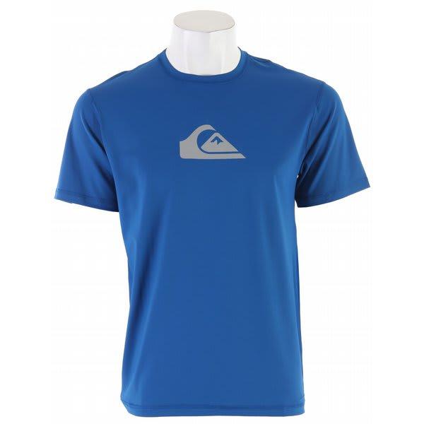 Quiksilver Solid Streak S/S Surf T-Shirt