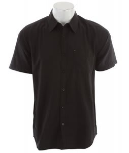 Quiksilver Soul Brother Shirt Black
