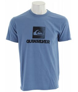 Quiksilver Southbound T-Shirt Cielo Heather
