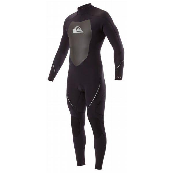 Quiksilver Syncro 3/2 Back Zip Flatlock Wetsuit