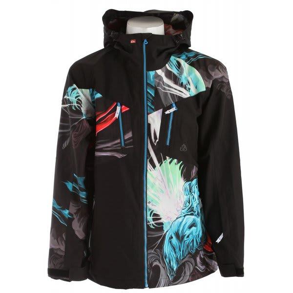 Quiksilver Travis Rice Gore-Tex Snowboard Jacket