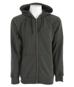 Quiksilver Taser Hoodie Seagrass Green