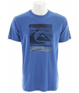 Quiksilver The Wedge T-Shirt Royal
