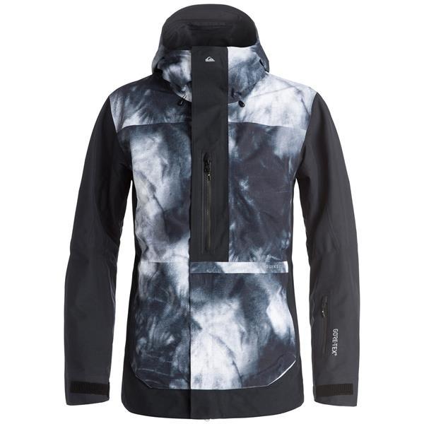 Quiksilver TR Exhibition 2L Gore-Tex Print Snowboard Jacket