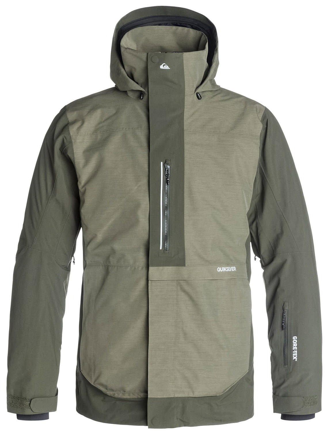 quiksilver tr exhibition 2l gore tex snowboard jacket. Black Bedroom Furniture Sets. Home Design Ideas