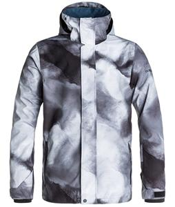 Quiksilver TR Mission Printed Shell Snowboard Jacket
