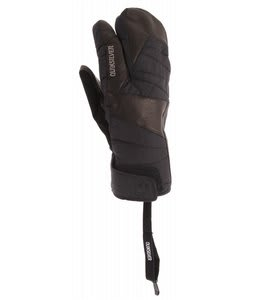 Quiksilver Travis Rice Gloves Black