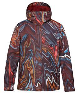 Quiksilver Travis Rice Mission Printed Insulated Snowboard Jacket