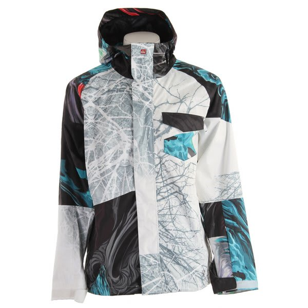 Quiksilver Travis Shell Snowboard Jacket