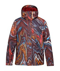 Quiksilver Travis Rice Mission Printed Snowboard Jacket