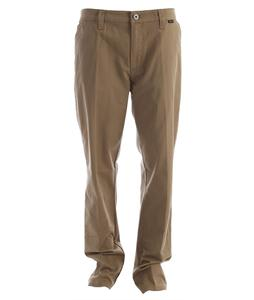 Quiksilver Union Pants Khaki