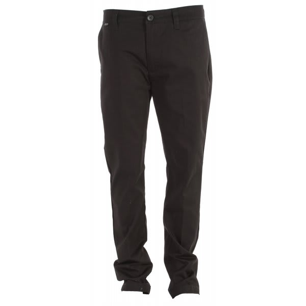 Quiksilver Union Regular Fit Pant Black