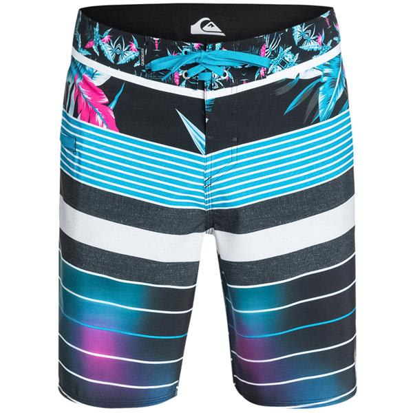 Quiksilver YG Remix Stripe 19in Repreve Boardshorts