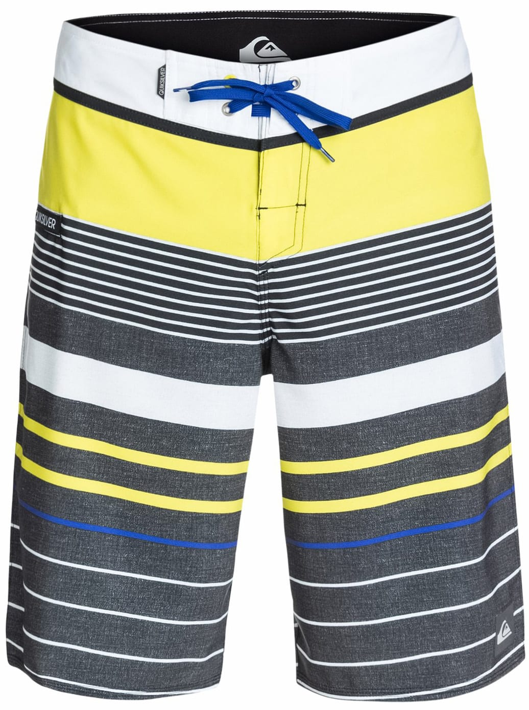 And while Quiksilver men's shirts, boardshorts and sandals have a laid-back, comfortable design, Quiksilver also knows it represents a competitive lifestyle and creates clothing and footwear that can take on the hardcore surfer's pursuits.