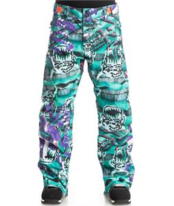 Quiksilver Julien David County Shell Snowboard Pants