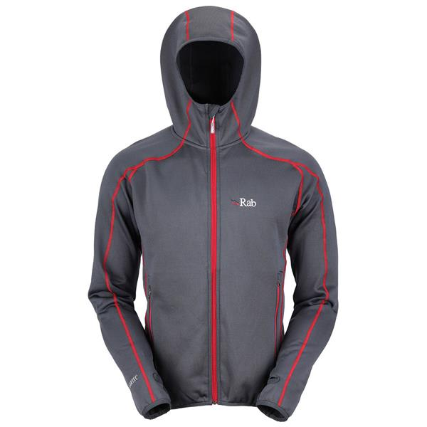 Rab Power Stretch Hoodie Fleece