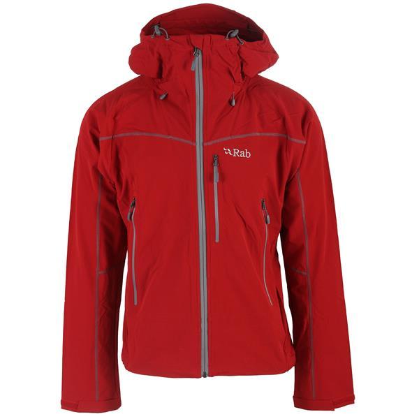 Rab Sawtooth Hoodie Softshell Jacket