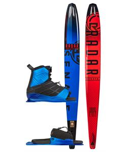 Radar Alloy Senate Slalom Blem Ski w/ Vector/ARTP Bindings
