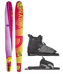 Radar Butter Knife Waterskis w/ Prime/ARTP Bindings