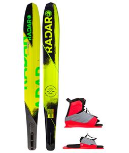 Radar Butterknife Slalom Blem Ski w/ Lyric/ARTP Bindings