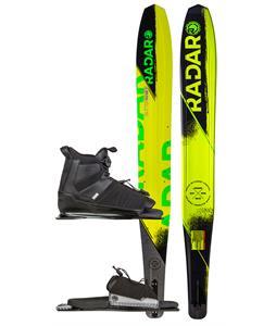 Radar Butterknife Slalom Blem Ski w/ Prime/ARTP Bindings