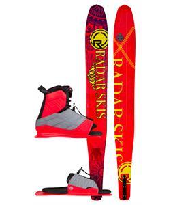 Radar Butterknife Slalom Ski w/ Lyric/ARTP Bindings