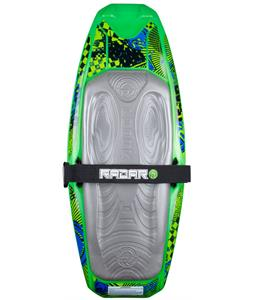 Radar Falcon Kneeboard Moto Green