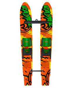 Radar Firebolt Combo Skis 46 w/ Horseshoe Adj Bindings