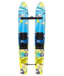 Radar Firebolt 46 Waterskis w/ Adj Horseshoe Bindings