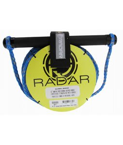 Radar Global 12 Handle Watersports Rope Combo 75'  Blue